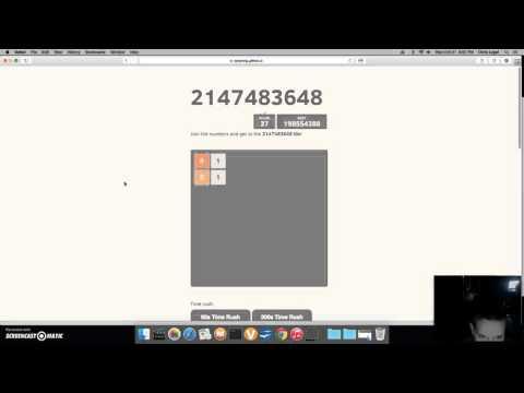 Challenge 10 Get Highest Tile And Score In 2x2 2048 FV