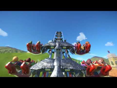 Planet Coaster 1 8 2018 Black Falcon 2