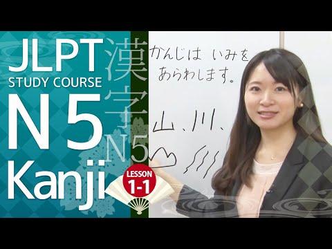 Japanese Kanji Symbols Tutorial Part 1 Japanese Kanji Alphabet To
