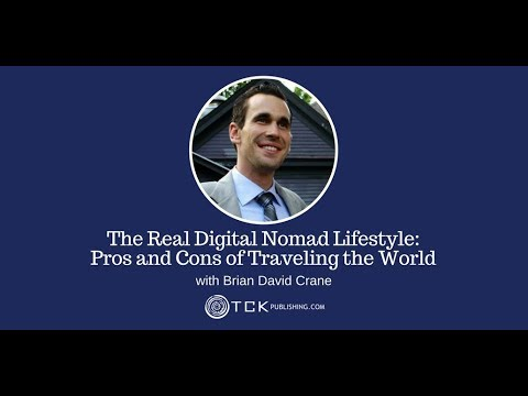 The Real Digital Nomad Lifestyle