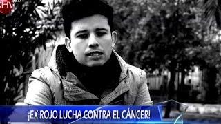 """Ex chico """"Rojo"""" fue diagnosticado de un complicado cáncer - PRIMER PLANO"""