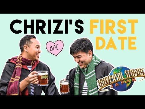 CHRIZI GOES TO UNIVERSAL STUDIOS JAPAN AND HARRY POTTER WORLD! | TSL Vlogs
