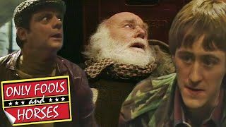 Uncle Albert Falls Down The Nag's Head Cellar | Only Fools and Horses | BBC Comedy Greats