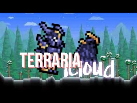 Terraria IOS Public iCloud Account with Hacked Worlds 2017