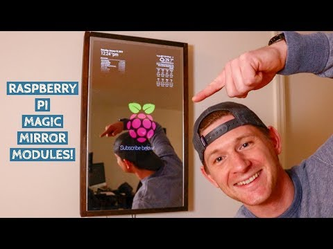 Xxx Mp4 NEW Raspberry Pi Magic Mirror Modules 3gp Sex