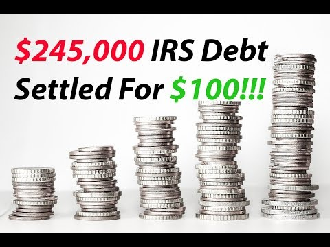How To Get An Offer In Compromise From The IRS - Detailed Instructions