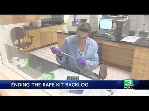 Bills aimed at clearing rape kit backlog clear hurdles