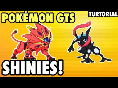 How To Get ANY POKÉMON YOU WANT!Ultra Sun & Ultra Moon Using The GTS w/o Pokémon QR codes