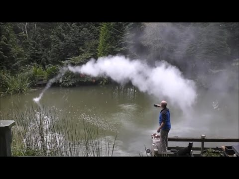 Can you clear a clay lined pond using....CLAY?