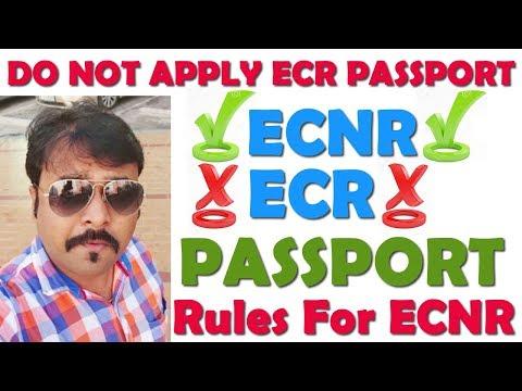 KYA HE ECR PASSPORT | MAT NIKALO ECR PASSPORT | HINDI URDU | TECH GURU DUBAI JOBS