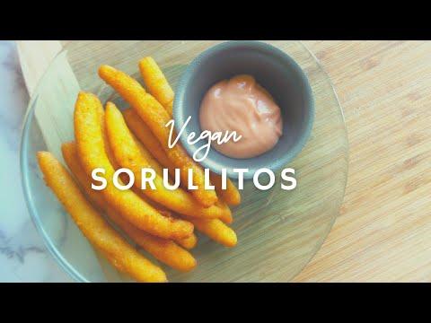 Puerto Rican Surullitos | Easy Corn Fritters | Korenn Rachelle