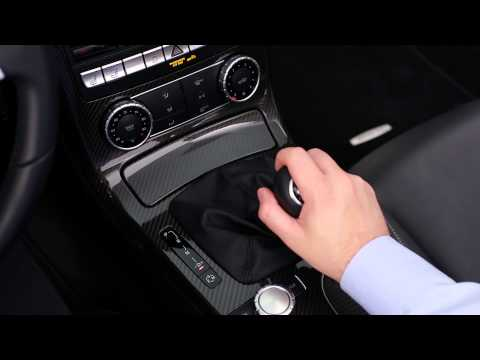 Mercedes-Benz Owner Support — How To: Automatic Transmission