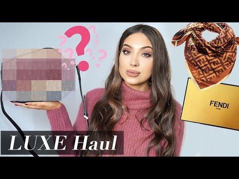 Luxury Haul   New Dior Bag, Fendi, Kenzo & New iPhone