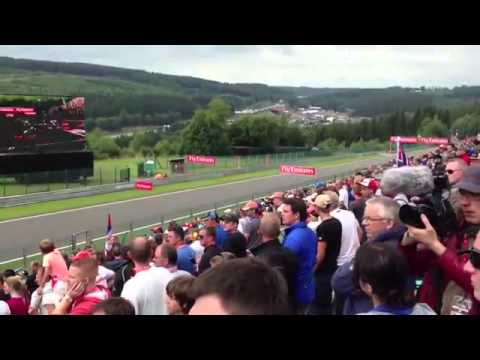 F1 V6 Turbo V8 V10 Engine Sound Comparison