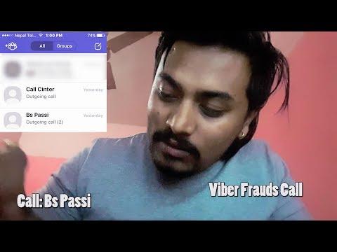 Viber frauds Call सबै भाइवर प्रयाेग कर्ताहरू हाेसियार, भाइवरमा Frauds Call हरू यसरी अाउन थाले