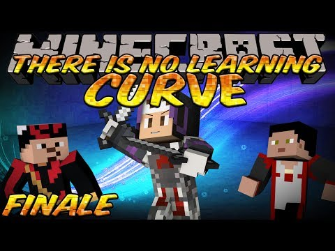 Minecraft THERE IS NO LEARNING CURVE Custom Map FINALE! - WE BROKE SETO AGAIN AND AGAIN!