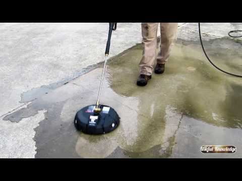 Yamaha Surface Cleaner Pressure Washer Attachment | Usefulknowledge