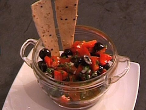 Black Olives Salad Recipe