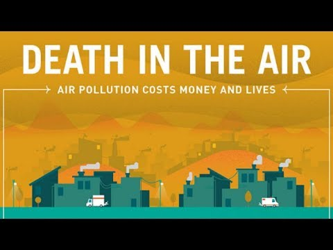 Reason Behind Air Pollution In Delhi | Causes of Air Pollution | Effects of Air Pollution