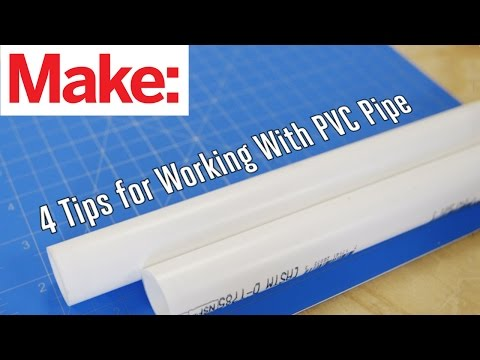 Skillbuilder: 4 Tips for Working with PVC Pipe