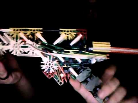 my knex assualt rifle