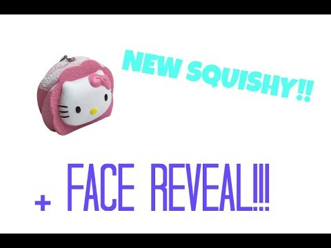SQUISHY HAUL!! Face reveal?!!!