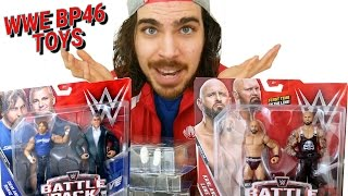 Ringside Collectibles WWE Mattel Battlepack 46 New Toy Set Haul Package Unboxing!!