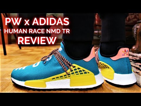 c412c1eb2 Adidas x Pharrell HUMAN RACE NMD TR REVIEW and ON-FEET - Watch Online  BiggBoss Today Episodes Colors TV