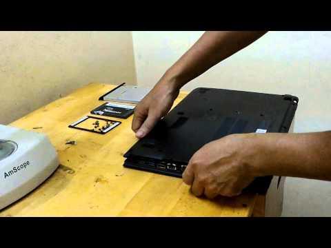 How to upgrade ssd, ram, clean up Acer E-15 E5-573-39V1