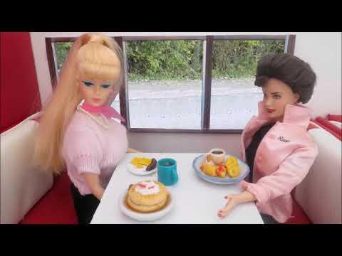Barbie's Favorite Diner