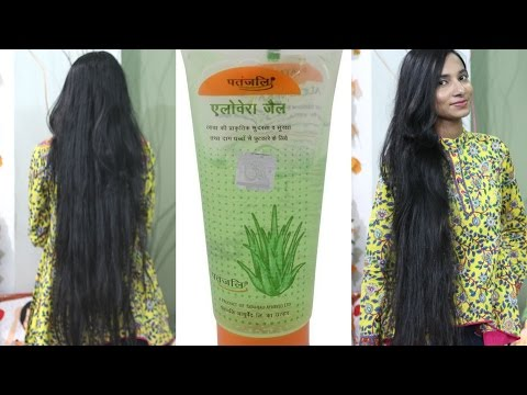 Patanjali Aloe Vera Gel For Hair - Uses & Benefits | Top 5 Ways to Use Aloe Vera in Haircare