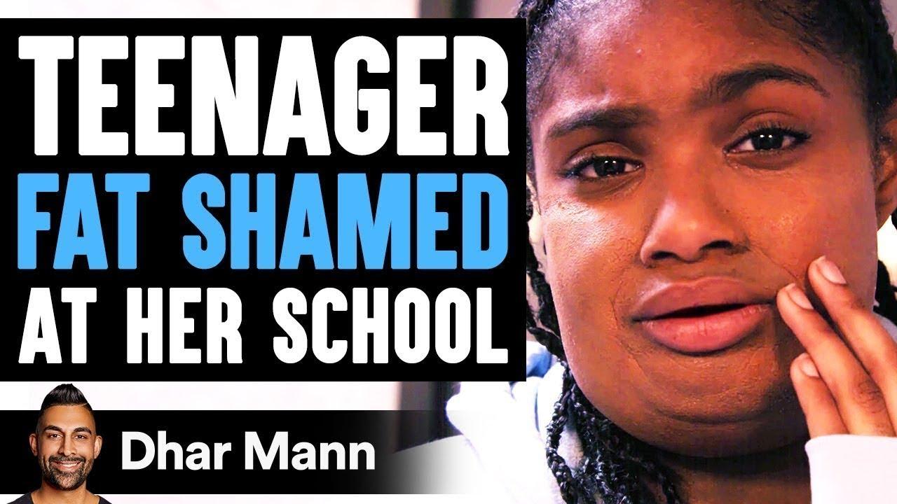 Teenager FAT SHAMED At Her SCHOOL, What Happens Is Shocking | Dhar Mann