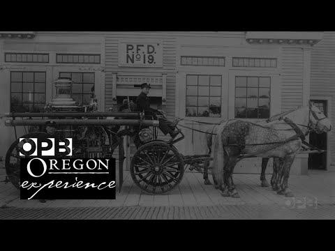 The 1873 Portland Fire