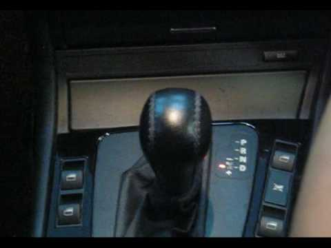 BMW E46 Paddle Shift Activated Sports Mode