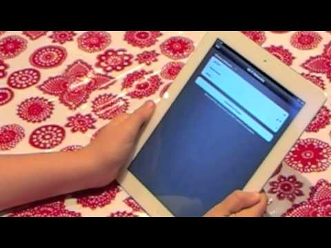 iPad 3rd Generation Setup