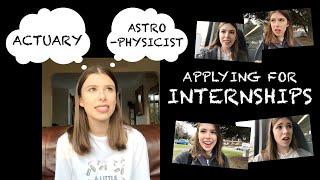 Summer Internship Applications (hints & Tips) | My Future Career Plans