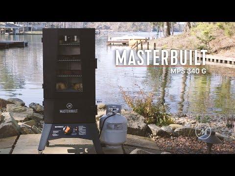 Masterbuilt 340|G ThermoTemp XL Propane Smoker