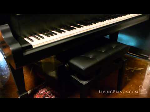 Used Weber Semi Concert Grand Piano for Sale - Orange County Piano Store