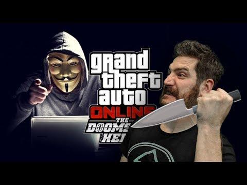 ADAM VS HACKER - GTA 5 Doomsday Heist Gameplay Part 9