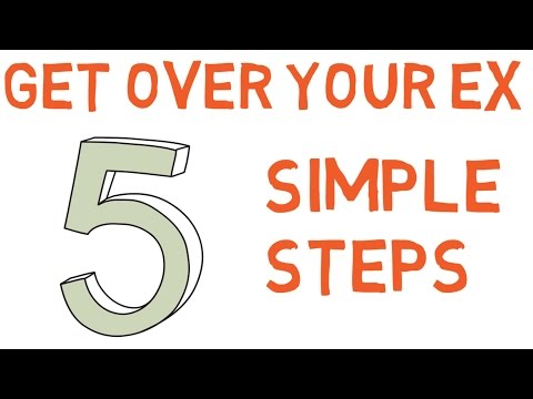 How To Get Over Your Ex In 5 Simple Steps
