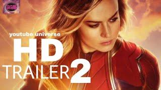 Download Marvel Studios Captain Marvel Special Look Video