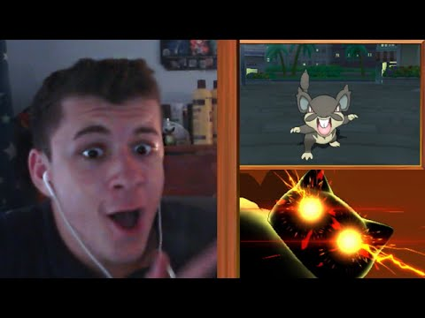 SPECIAL MUNCHLAX AND ALOLA RATTATA - Pokemon Sun and Moon Trailer Reaction And Thoughts