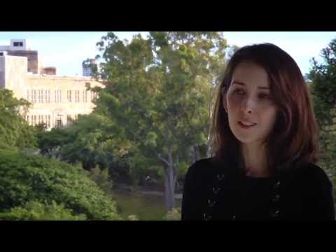 Studying a Master of International Relations at UQ
