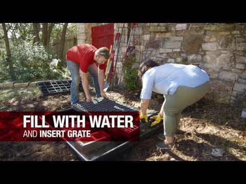 6. HOW TO INSTALL A WATER FEATURE