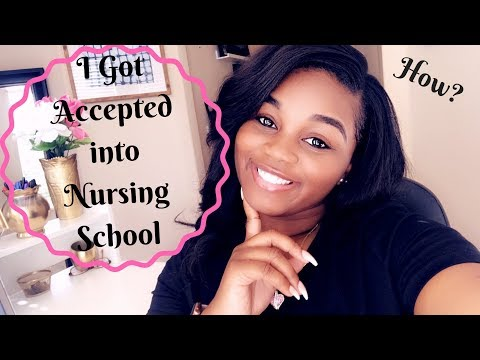 Low GPA to Nursing School📚|How I got Accepted👩🏽‍⚕️