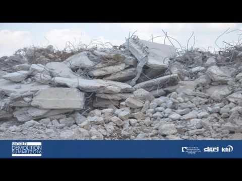 World Demolition Summit 2016 – Joe Rizzo