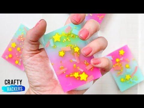 5 SATISFYING SOAP CARVINGS