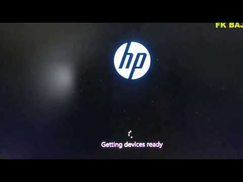 How to RUN RECOVERY on HP LAPTOP WINDOWS 10