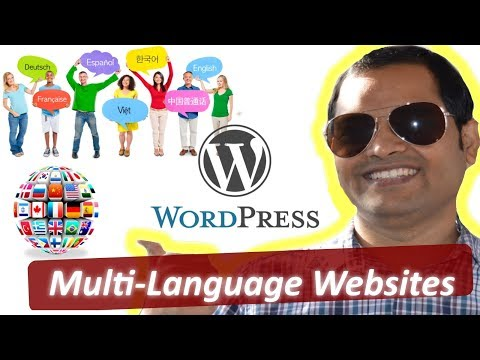 Wordpress Plug in for displaying website in multiple languages | Multilanguage by BestWebSoft