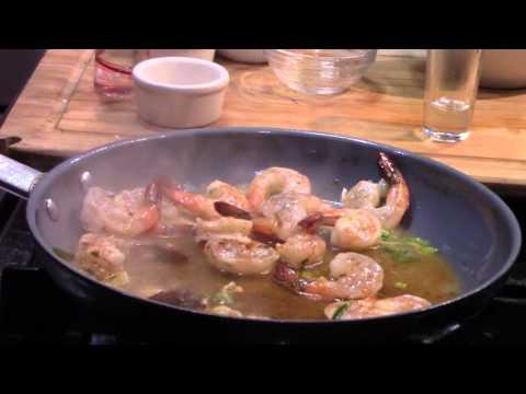 tequila shrimp